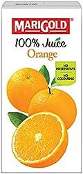 Marigold 100% Juice, Orange, 1L