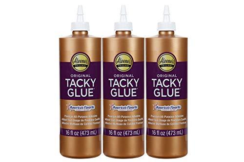 Aleene#039s Original Tacky Glue 16 fl oz  3 Pack Multi 48