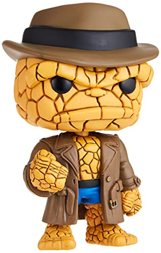 Marvel Fantastic Four – Pop Funko Vinilo Figura 556 The Thing (Disguised) – Cómics EXCL