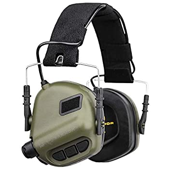 noise cancelling hearing protection