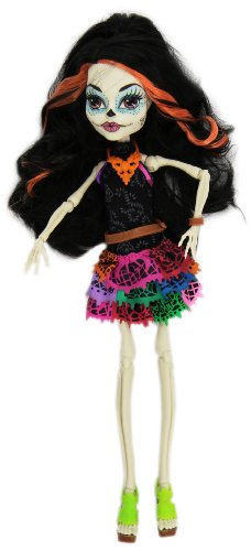 Monster High - Y7644 - Poupée - Skelita en Vacances