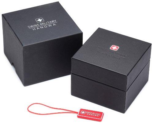 『[スイスミリタリー] 腕時計 ML-369 正規輸入品 シルバー』のトップ画像