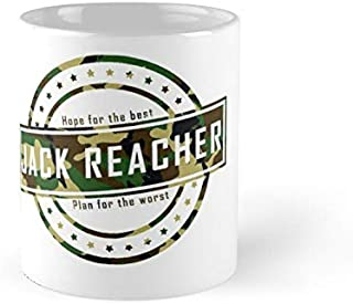 Jack Reacher Hope And Plan 11Oz Mug - Great Gift For Family And Friends.