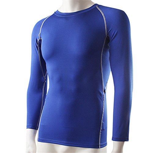 Uglyfrog Nuevo Deportes y Aire Libre Hombre Ciclismo Medias Ropa Deportiva Running Camisetas Long Sleeve Spring M1039
