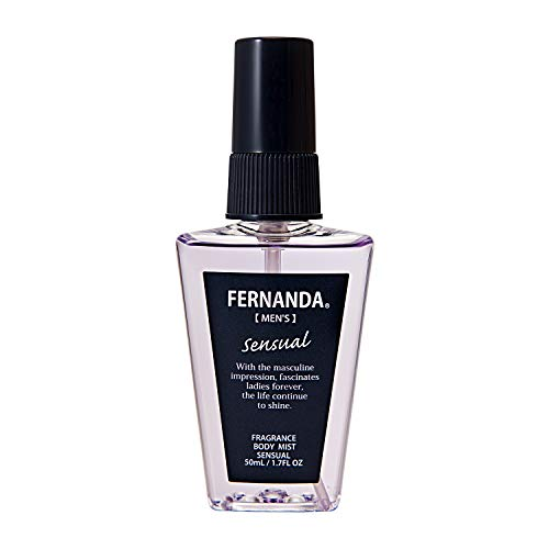 FERNANDA(フェルナンダ) Body Mist For MEN Sensual (ボディミスト フォーメン センスアル)