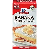 1oz McCormick Banana Extract