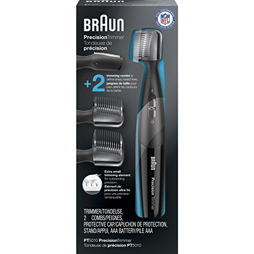 Braun Pt5010 Precision Trimmer for Men