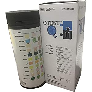 buy CYBOW 11 Series Reagent Strips for Urinalysis Diabetes Care