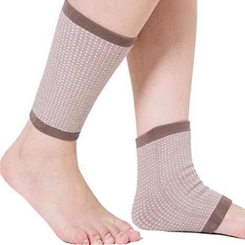 Enkel HXF kasjmier pols Cover warme vrouwen sokken gewatteerde mantel sokken 2 pakketten ademend