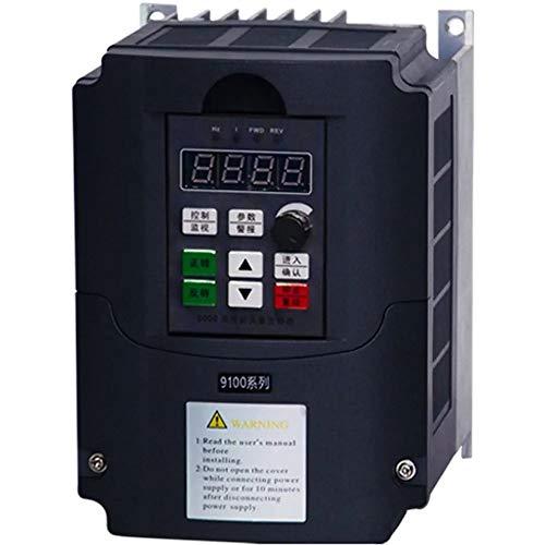 Inversor de energía, 0.75KW / 1,5 KW / 2.2KW / 4 KW / 5,5 kW 220V A 380V Frecuencia Variable Speed Drive Control VFD inversor del convertidor de frecuencia variador de frecuencia