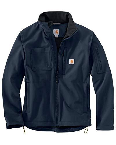 Carhartt Rough Cut Jacket Giacca, Navy, S Uomo