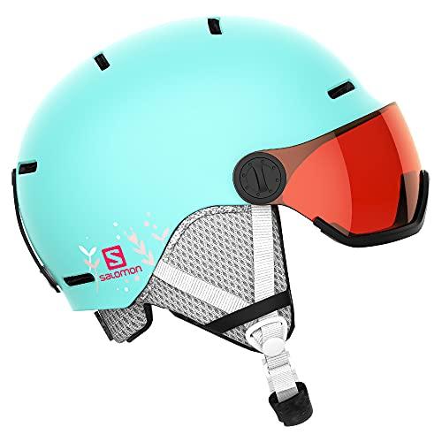 Salomon Kinder Ski- und Snowboardhelm...