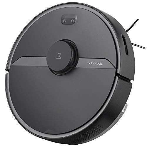 Roborock S6 Pure Robot Vacuum and Mop, Multi-Floor...