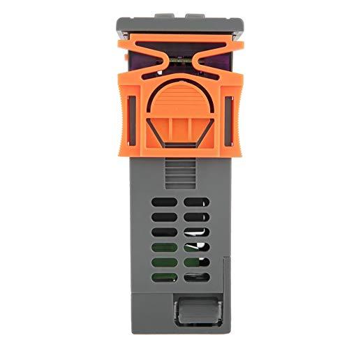 Esenlong MH1210W AC 110 220V Controlador de Temperatura Digital Termostato Calibración Negro