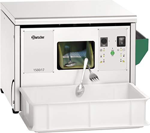 Bartscher Besteckpoliermaschine bis 1500 Teile / Stunde - 110431