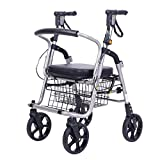 Shopping Trolleys Shopping Cart Elderly Walker Portable Trolley Can Take A Folding Wheelchair