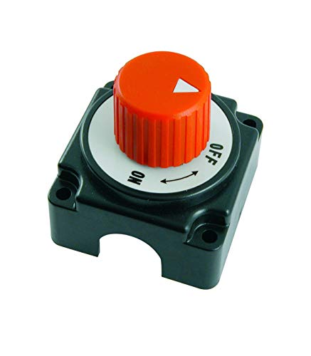 EUROMARINE Coupe Batte.250A Bouton Rouge