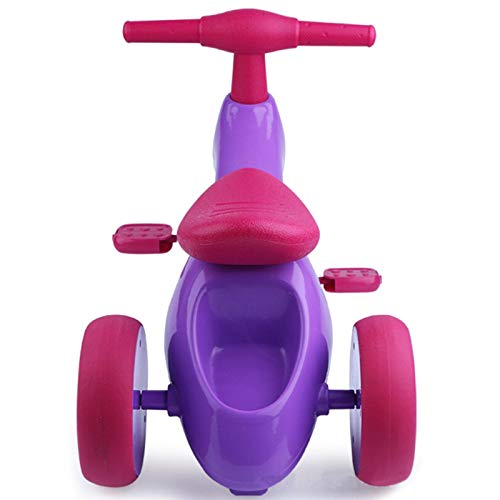 SBYMX Baby Balance Bike Bequemes Reiten - Walker Spielzeug Für Jungen Oder Mädchen Im Alter Von 1-3