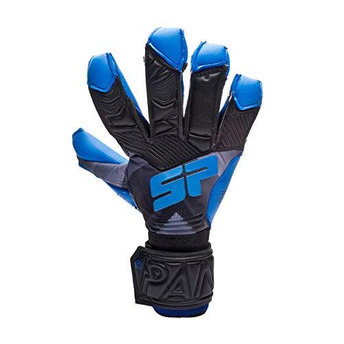 SP Fútbol Pantera Fobos Aqualove, Guante de Portero, Grey-Blue, Talla 9