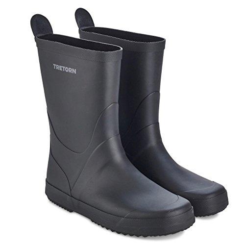 Tretorn Unisex Wings Monochrome Boots