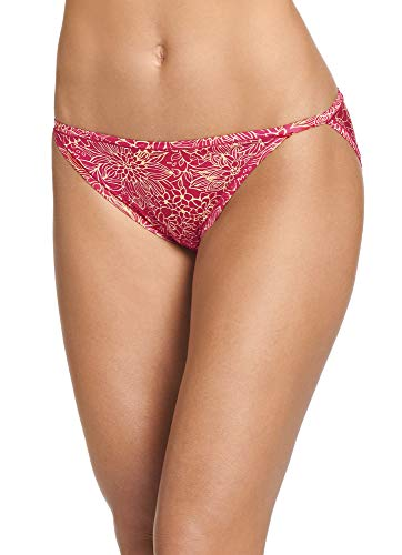 Jockey Women's Underwear Smooth & Radiant String Bikini