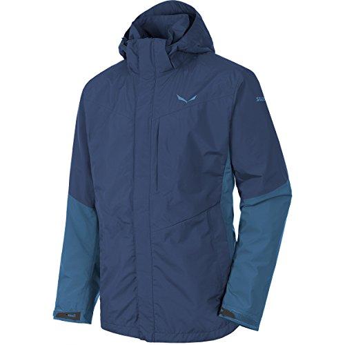 Salewa Fanes GTX 2L M JKT - Veste pour Homme, Couleur Bleu, Taille 56/3X