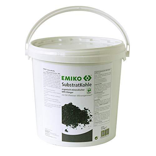 Emiko SubstratKohle, 5 kg