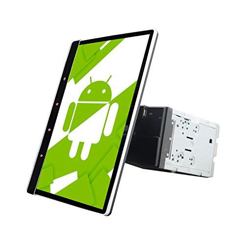 AOTSR 12.2'' Android 10.0 Universal Doble 2 DIN Radio de Coche Reproductor Multimedia Autoradio Navegación GPS Bluetooth DSP Incorporado Radio Carplay inalámbrico IPS Pantalla Táctil WiFi