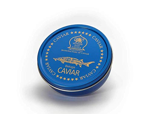 Original Beluga Kaviar (30g) - VERSAND KOSTENLOS