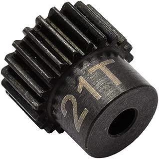 Hot Racing CSG1821 21t 48p Hardened Steel Pinion Gear 1/8 Bore