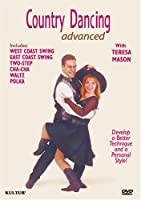Country Dancing Advanced With Teresa Mason [DVD] [Import]