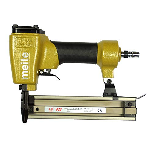 Read About F32 18 Gauge 3/8-Inch to 1-1/4-Inch Power Brad Nailer Gun Air Finish Nailer