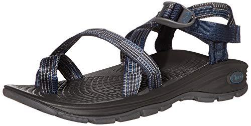 Chaco mens ZVOLV 2 Sport Sandal, RALLADURA NAVY, 7 M US