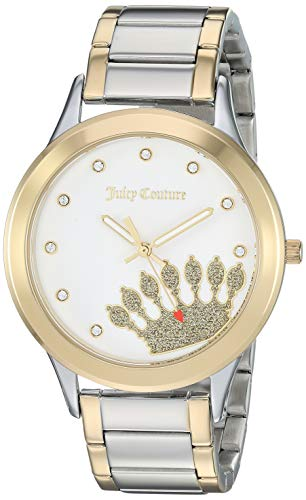 Juicy Couture Reloj de Vestir JC/1053WTTT