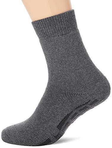 Nur Der Herren Stopper Socken Stoppersocken, Mittelgrau, Standard