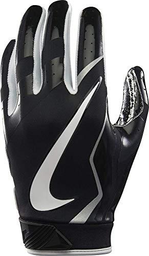 Nike Youth Vapor Jet Gloves 4 Black/White Size Medium