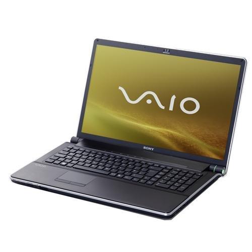 Sony Vaio VGNAW11S/B.G4 18,4 Zoll WXGA+ Notebook (Intel Core 2 Duo P8400 2,26GHz, 4GB RAM, 400GB HDD, nVidia GeForce 9600M GS, DVD+- DL RW, Blu-ray Brenner Vista Home Premium)