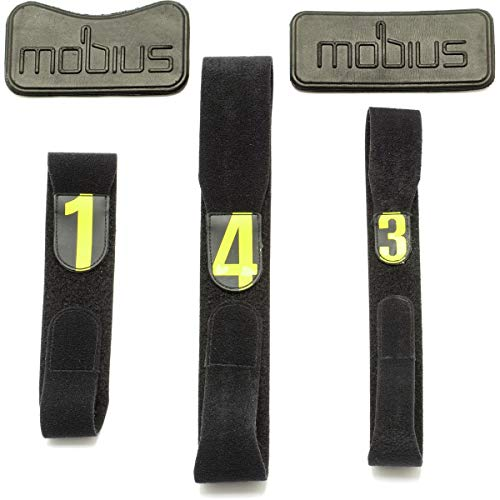 Price comparison product image Mobius X8 Strap Replacement Kit MotoX Motorcycle Body Armor Accessories - Medium