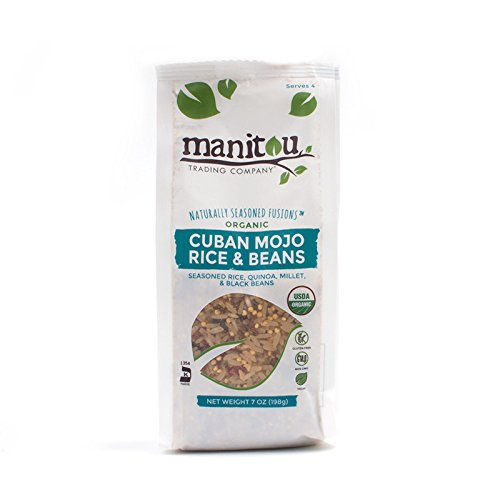 Award-winning store Organic Cuban Mojo Rice Beans Manitou Lowest price challenge Trading 6 by Company