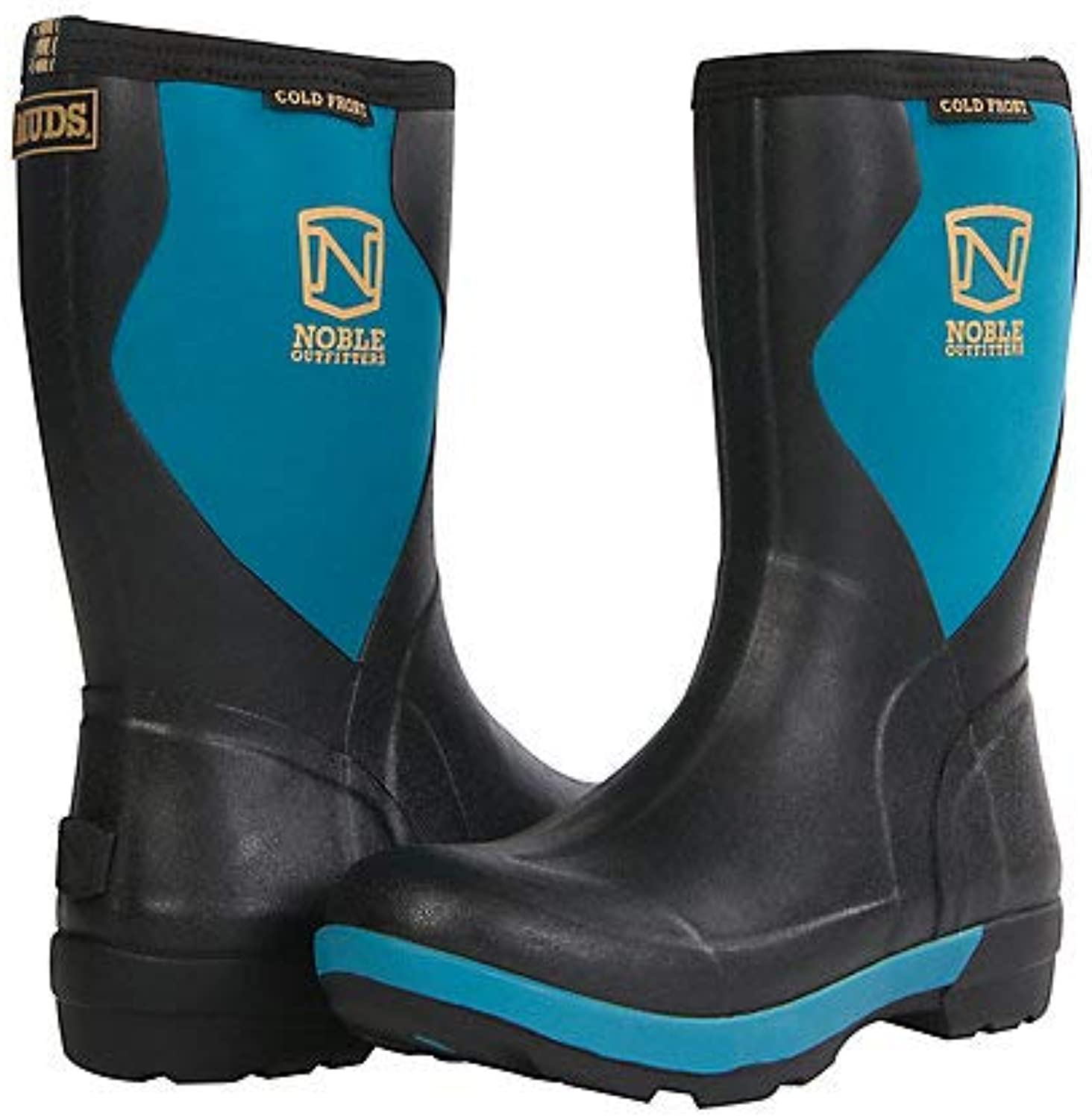 Noble Ladies MUDS Cold Front Mid Turq Boots