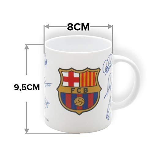 Tasse Firmas FC Barcelona