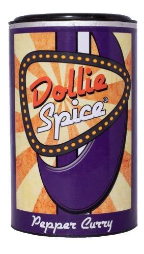 Dollie Spice Pepper Curry, 120g Dose Gewürze von Dollie Sauce