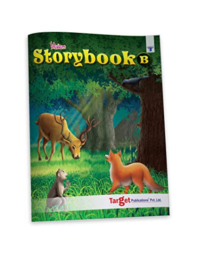 Blossom Story Book for Kids in English | 5 to 6 Year Old | 31 Short Stories with Moral and Colourful Pictures | Best Bedtime Animal Tales for Children | Book B