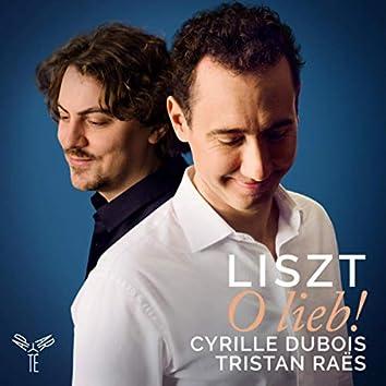 Liszt: O lieb! (Bonus Track Version)