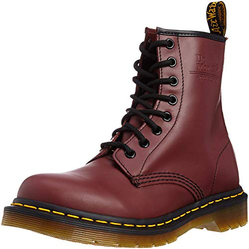 Dr Martens Originals 1460 8-Eye Boot Cherry Red 5