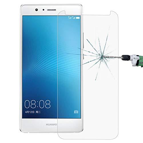 YHMC AYHC AYDD para Huawei G9 Plus 0,26mm 9h Dureza de la Superficie a Prueba de explosiones a Prueba de explosiones de la Pantalla de Cristal Templado de la Pantalla templada
