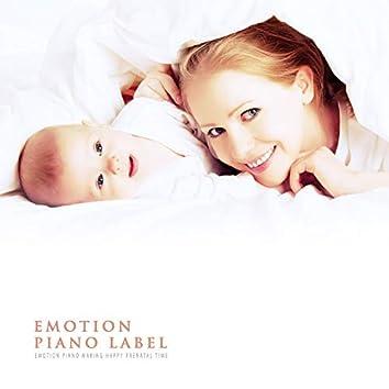 Emotion Piano Making Happy Prenatal Time