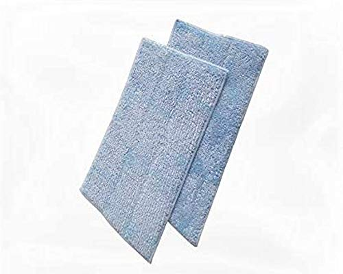 New Mop Pads Replacements for Euroflex Monster EZ1 Washable Steam (2pc)