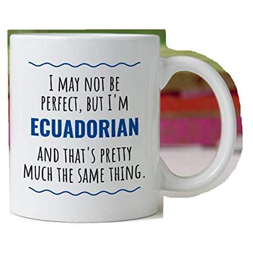 N\A Regalo ecuatoriano/Taza ecuatoriana/Regalo de Ecuador/Taza de Ecuador/Tema de Ecuador