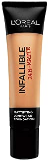 INFALLIBLE MATTE FOUNDATION NATURAL SAND 20